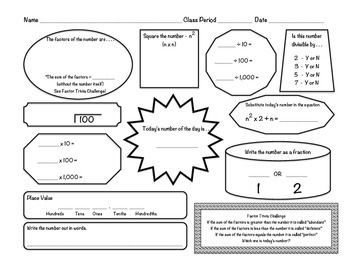 Writing Recurring Decimals As Fractions Worksheet
