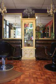 vintage hair salons ideas
