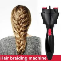 [S$28.00]( 72%)Automatic Hair Braider Braiding Machine ...