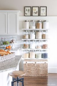 25+ best Diy kitchen shelves ideas on Pinterest