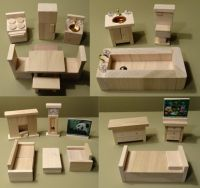 Wooden Barbie Dollhouse Furniture - WoodWorking Projects ...