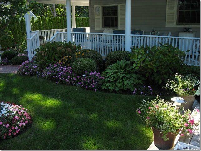Best 25 Front Porch Landscape Ideas On Pinterest Front