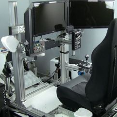 Ikea Computer Chairs Table And Chair Cover Hire Perth Jcl To Be Faster Sim Racing Chassis Review - Inside | Pinterest ...