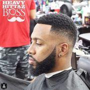 nice cut taper hairstyles