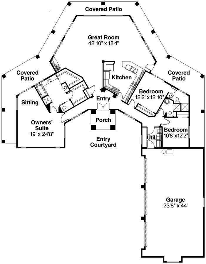 25 Best Ideas About Unique House Plans On Pinterest Small Home