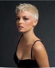 ideas shaved pixie