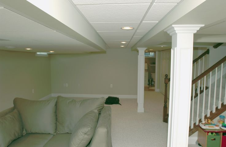 Basement Drop Ceiling Finished Basement With Drop