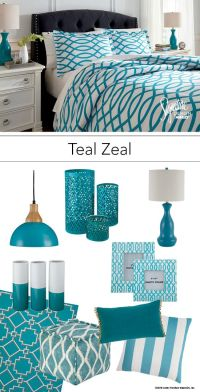 17 Best ideas about Turquoise Bedrooms on Pinterest | Teal ...
