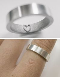 Leaving Your Mark With Engraving | Wedding ring, Messages ...