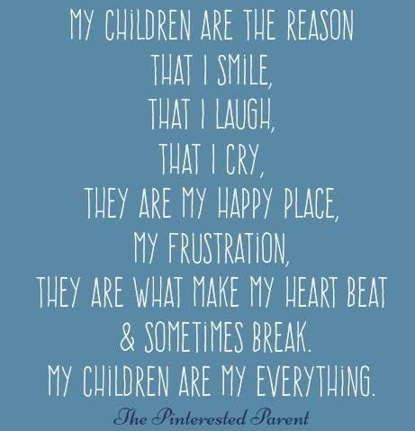 Best 25+ Love My Children Quotes Ideas On Pinterest  My