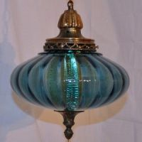 7 best images about Vintage hanging lamps on Pinterest ...