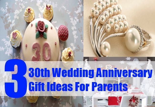 Best 25+ Pearl Wedding Anniversary Gifts Ideas On