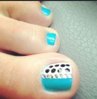 1000+ ideas about Purple Toe Nails on Pinterest | Purple ...