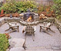 25+ best ideas about Rustic patio on Pinterest