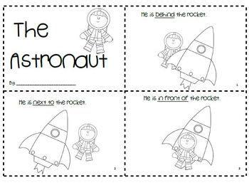 17 Best ideas about Positional Words Kindergarten on