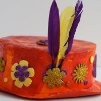 1000+ ideas about Paper Plate Hats on Pinterest | Paper ...