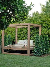 25+ best ideas about Outdoor Swing Beds on Pinterest ...
