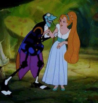 1000 Images About Thumbelina On Pinterest Disney Full