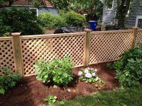 25+ best ideas about Lattice fence on Pinterest | Lattice ...