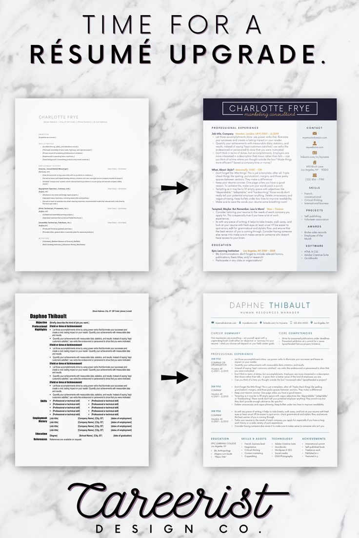 1000+ ideas about Professional Resume Template on