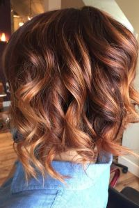 2015 Fall Amp Winter 2016 Hair Color Trends Fashion Trend ...