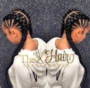 ideas goddess braids