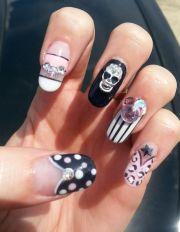 fun 3d nails britt