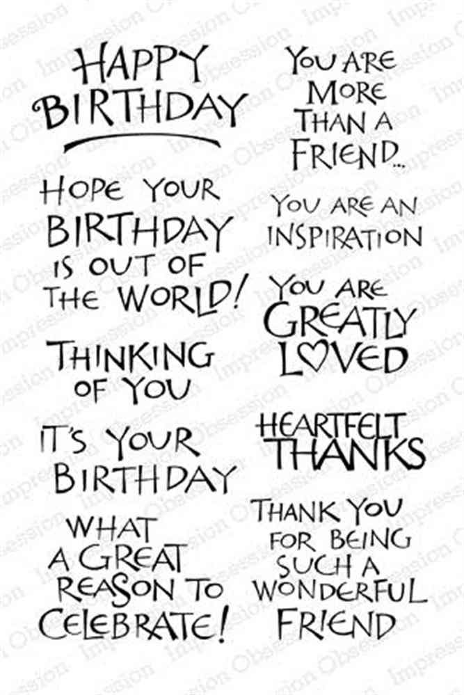 25+ best ideas about Greeting Card Sentiments on Pinterest