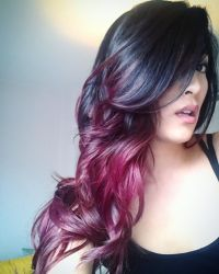 Ion Fuschia Hair Color | www.imgkid.com - The Image Kid ...