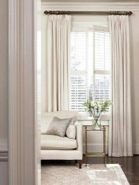 25+ best ideas about Beige Curtains on Pinterest
