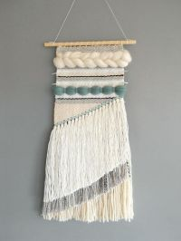 Best 25+ Weaving wall hanging ideas on Pinterest