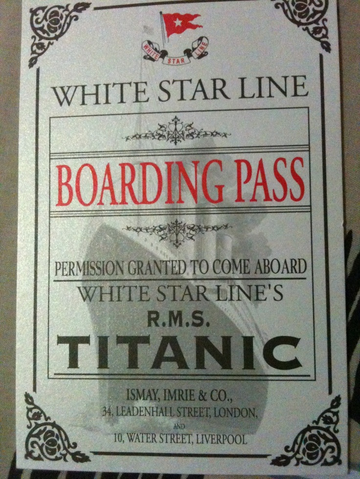 17 best images about Titanic on Pinterest  Steward Titanic ship and Leaves