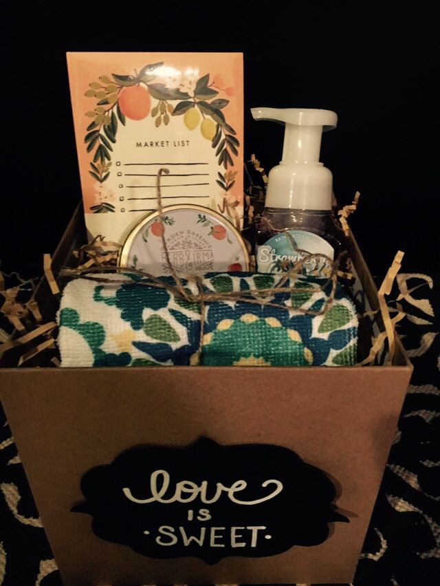 17 Best ideas about Shower Hostess Gifts on Pinterest