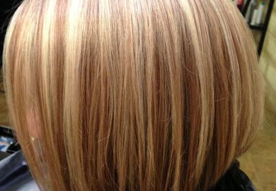 Ideas About Inverted Bob Haircuts On Pinterest