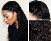 ideas relaxed hair