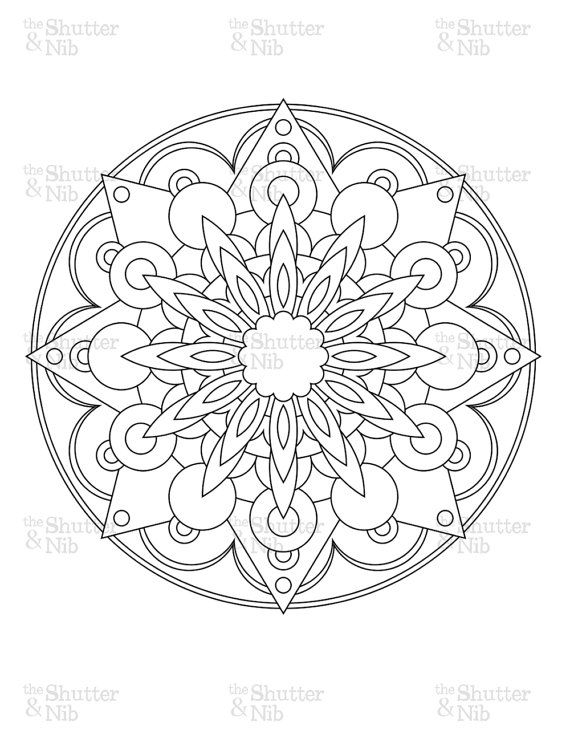 258 best Adult (advanced) colouring in images on Pinterest