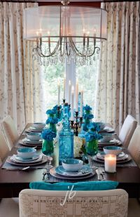 17 Best ideas about Turquoise Dining Room on Pinterest ...