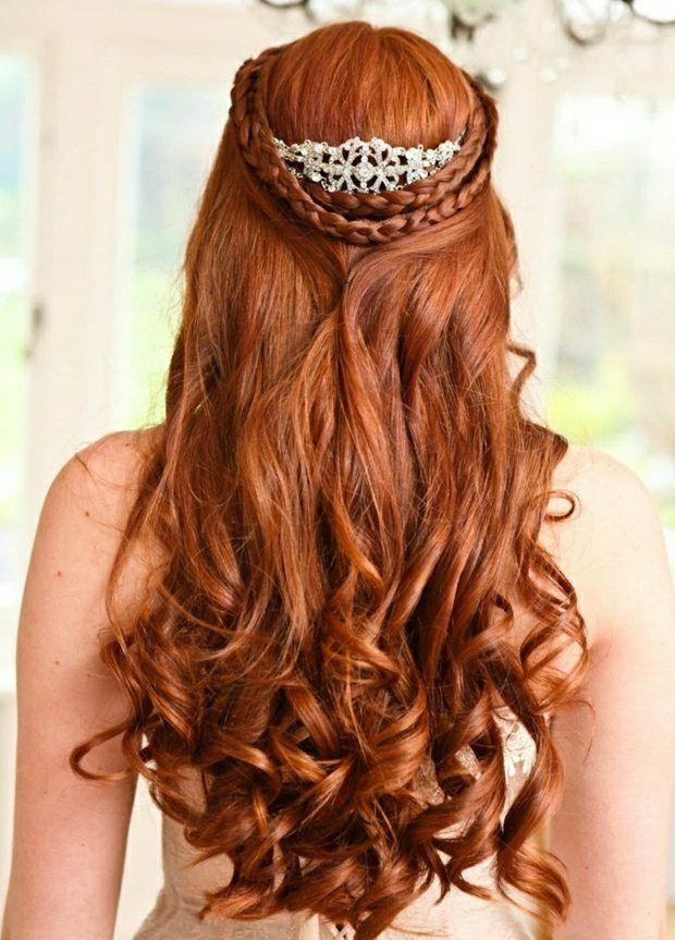 1000 Idées Sur Le Thème Frisur Locken Hochzeit Sur Pinterest
