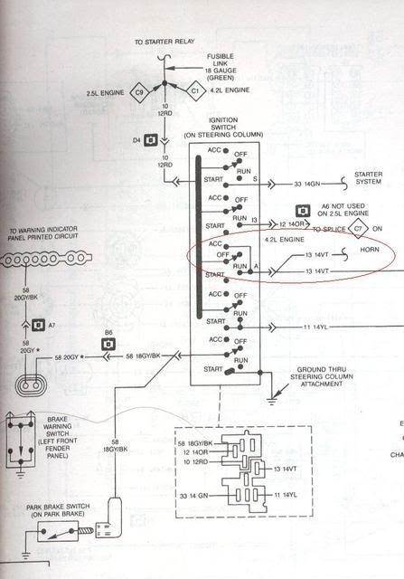 1992 Jeep Wrangler Alternator Wiring 89 Jeep Yj Wiring Diagram Jeep Wrangler Yj