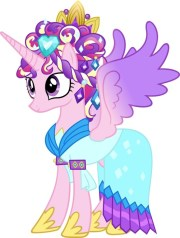 princess cadence formal dress