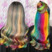 25+ best ideas about Hidden rainbow hair on Pinterest ...