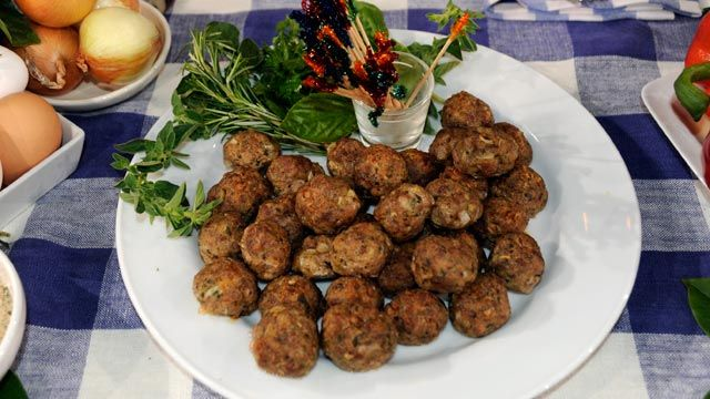 Trisha Yearwood S Mini Meatballs Trisha Yearwood