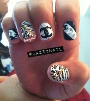 1000 ideas chanel nails
