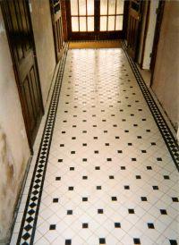 25+ best ideas about Tiled hallway on Pinterest