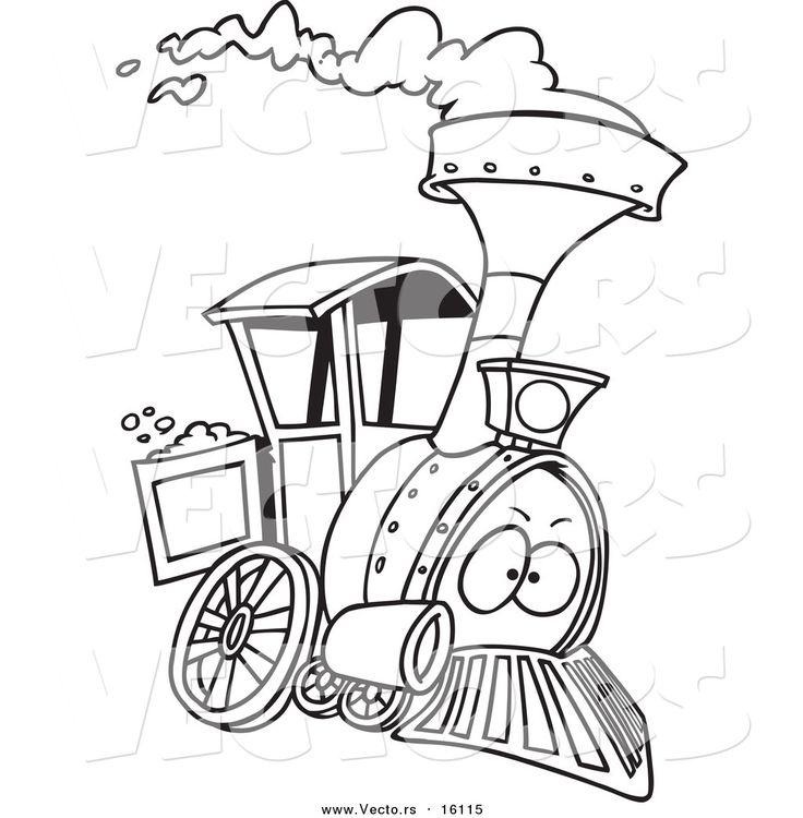 Steam Trains Cartoon Related Keywords & Suggestions