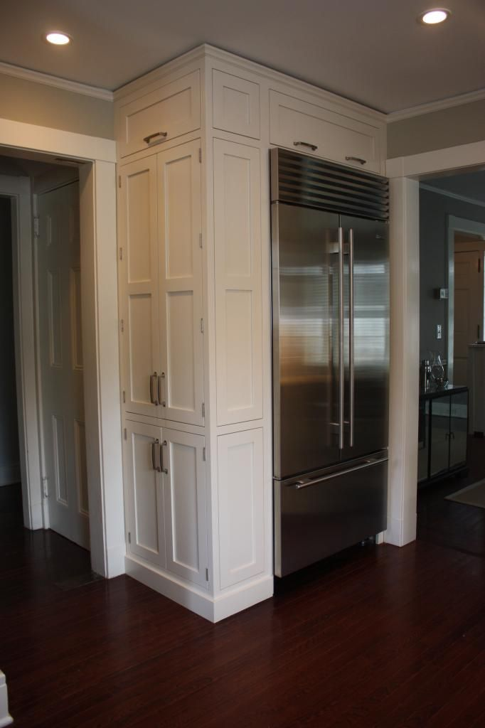 Building A Corner Pantry Cabinet  WoodWorking Projects