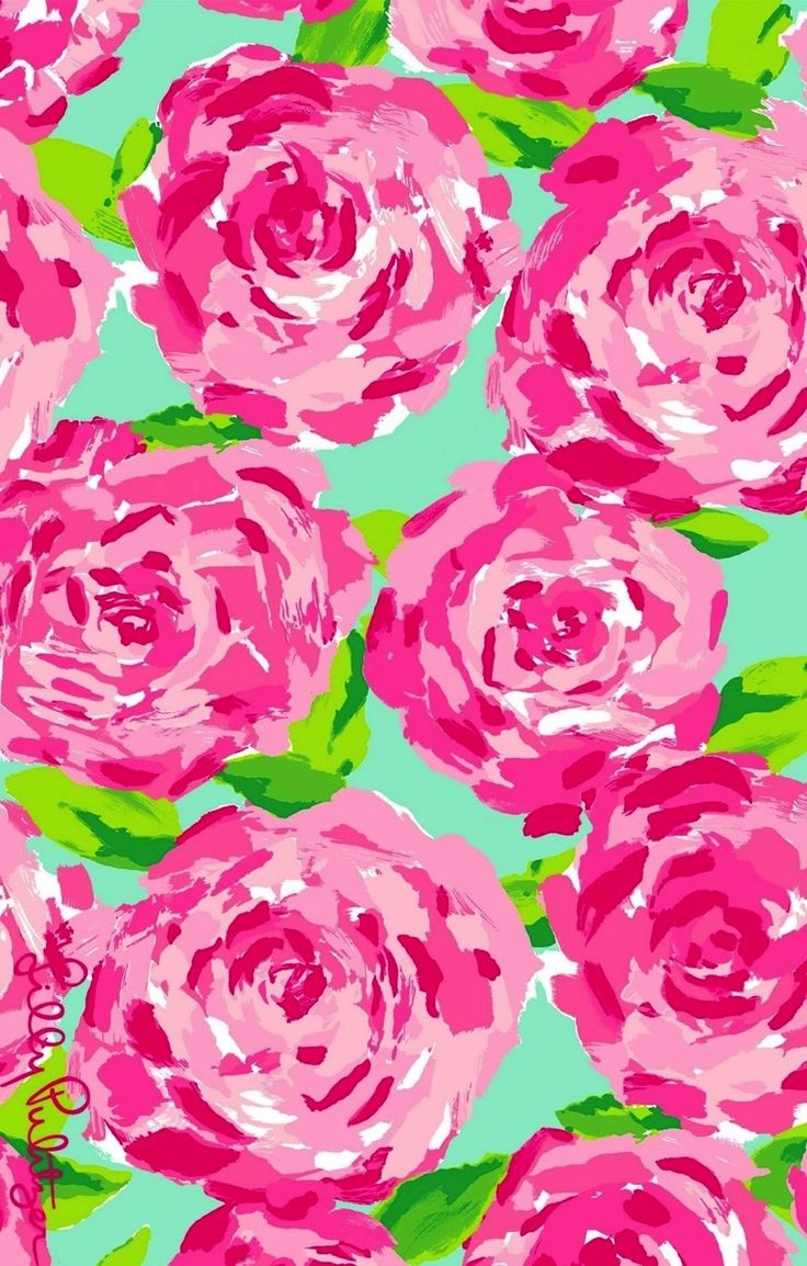 Lilly Pulitzer iPhone wallpaper  iPhone wallpapers  Pinterest  iPad Style and Classic