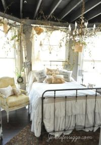 1000+ ideas about Rustic Romantic Bedroom on Pinterest ...