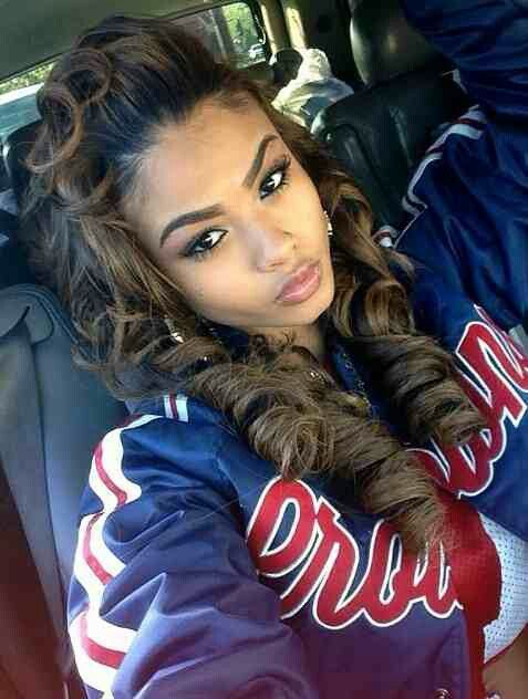 The 27 Best Images About India Westbrooks On Pinterest Her Hair