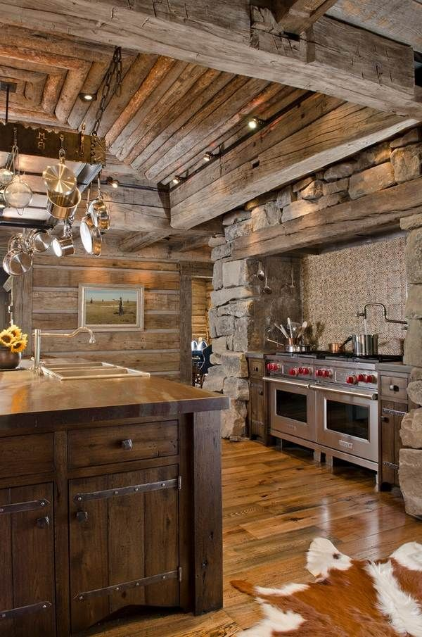 Best 25+ Rustic kitchen design ideas on Pinterest